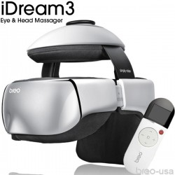 iDREAM3 EYE & HEAD MASSAGER