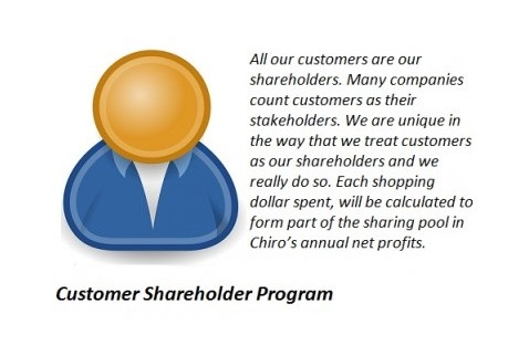 Sharehold Program